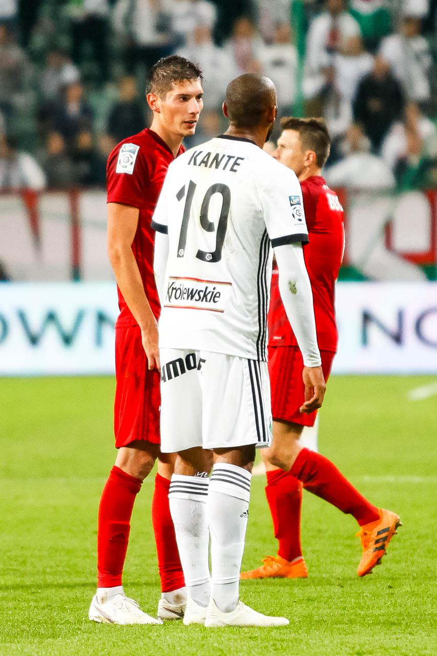 Legia Warszawa 3-3 Wisła Kraków - fot. Piotr Galas (zdjęcie 84 z 113)