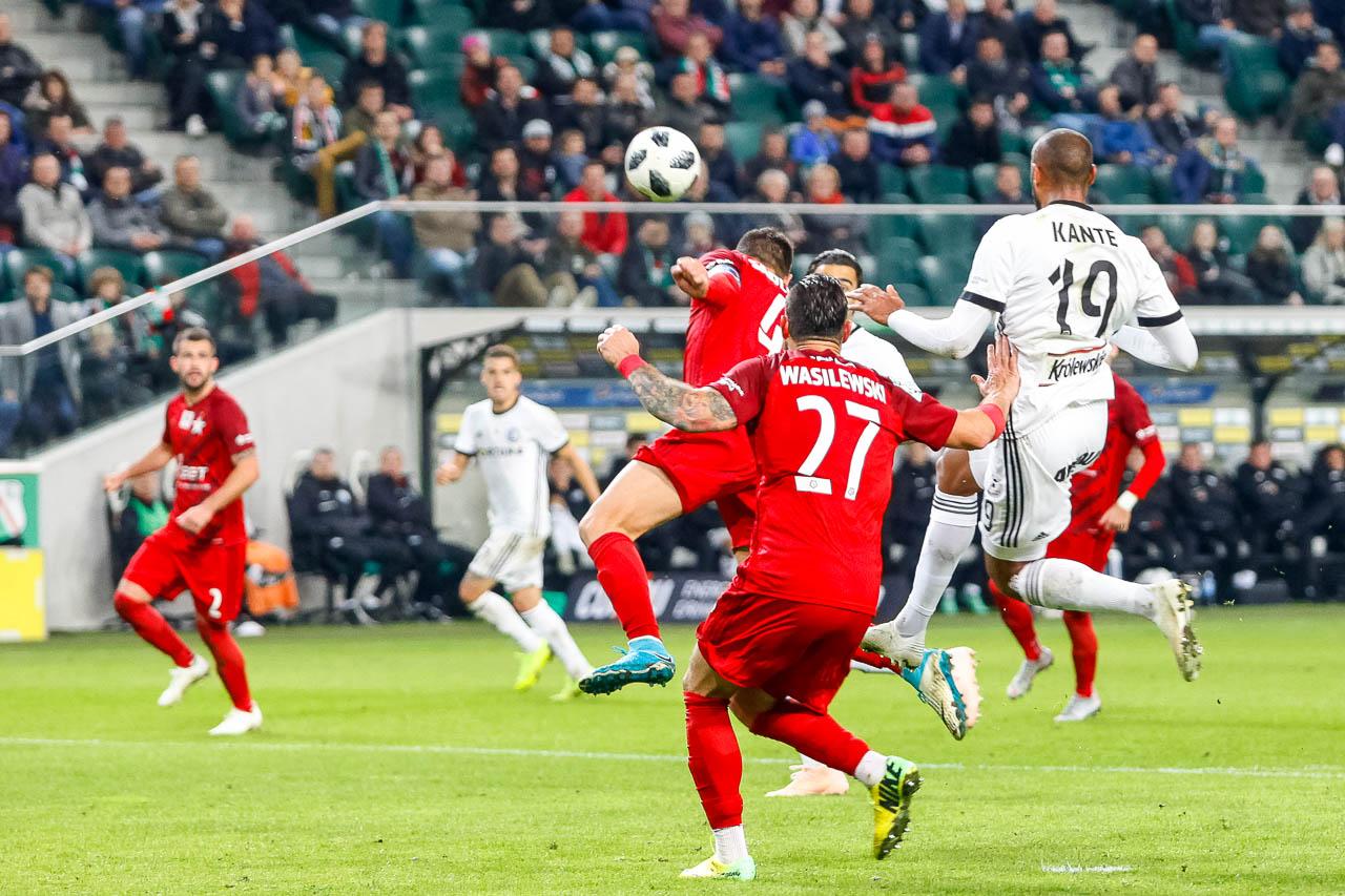 Legia Warszawa 3-3 Wisła Kraków - fot. Piotr Galas (zdjęcie 85 z 113)