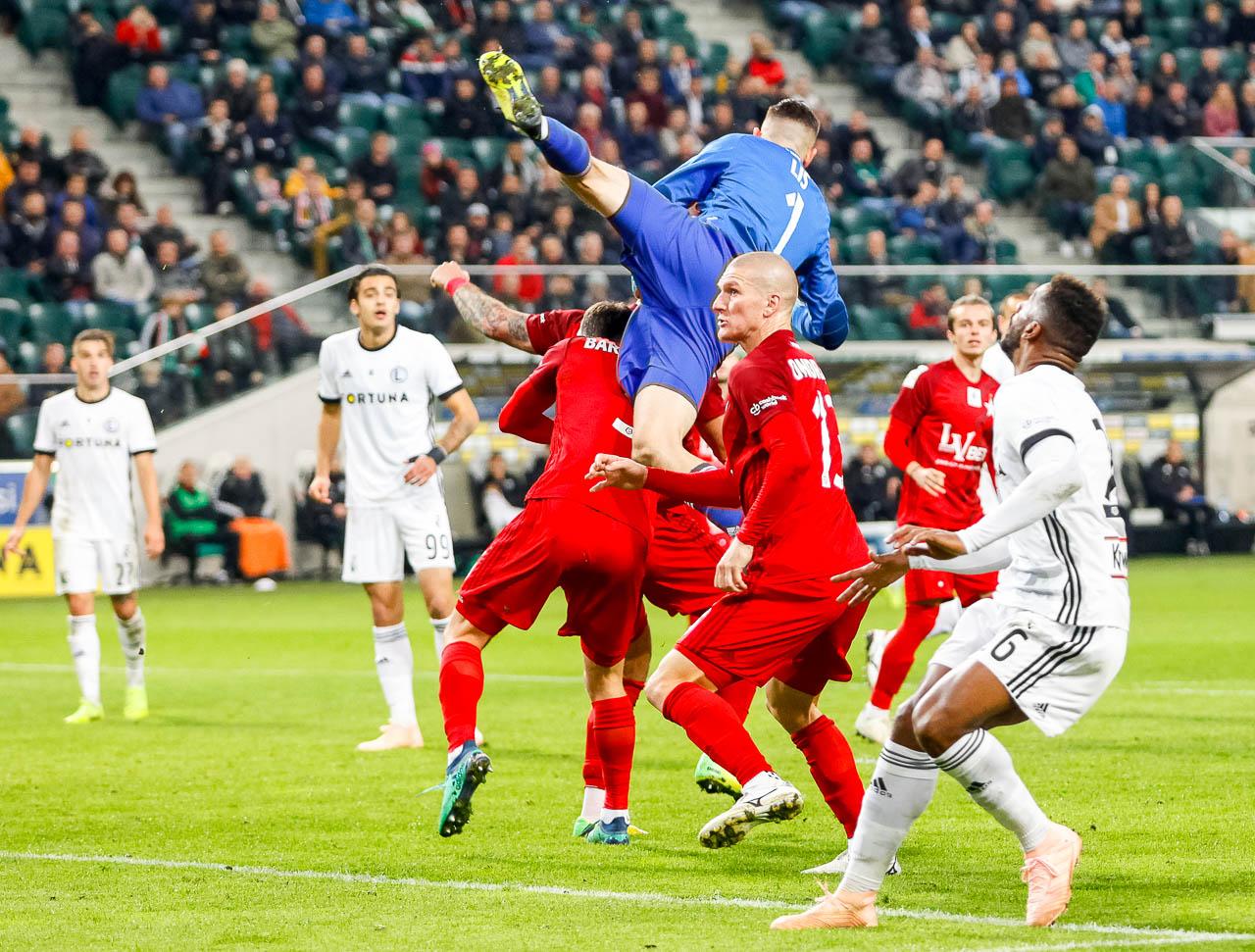 Legia Warszawa 3-3 Wisła Kraków - fot. Piotr Galas (zdjęcie 87 z 113)