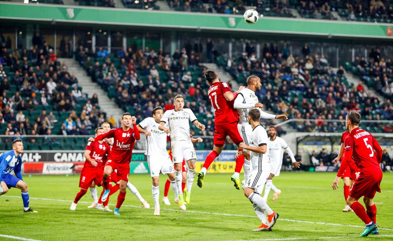 Legia Warszawa 3-3 Wisła Kraków - fot. Piotr Galas (zdjęcie 88 z 113)