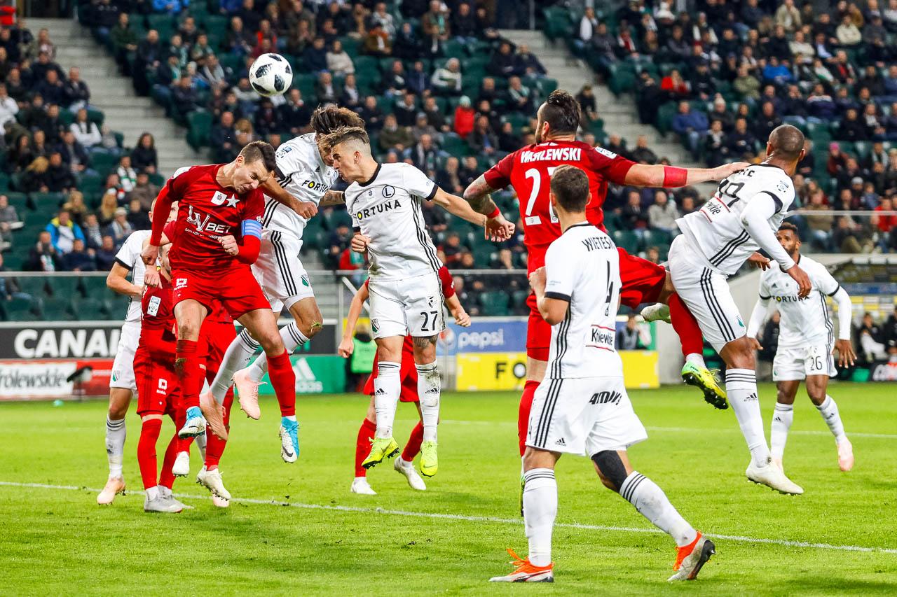 Legia Warszawa 3-3 Wisła Kraków - fot. Piotr Galas (zdjęcie 89 z 113)