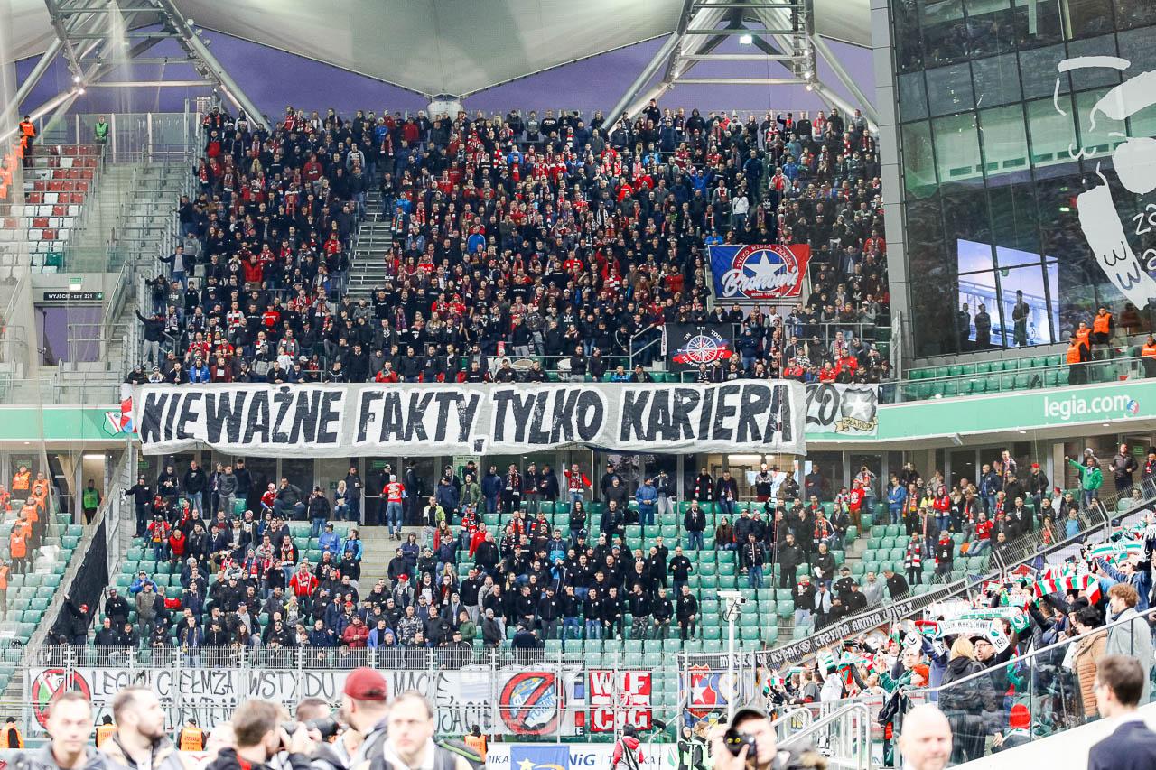 Legia Warszawa 3-3 Wisła Kraków - fot. Piotr Galas (zdjęcie 9 z 113)