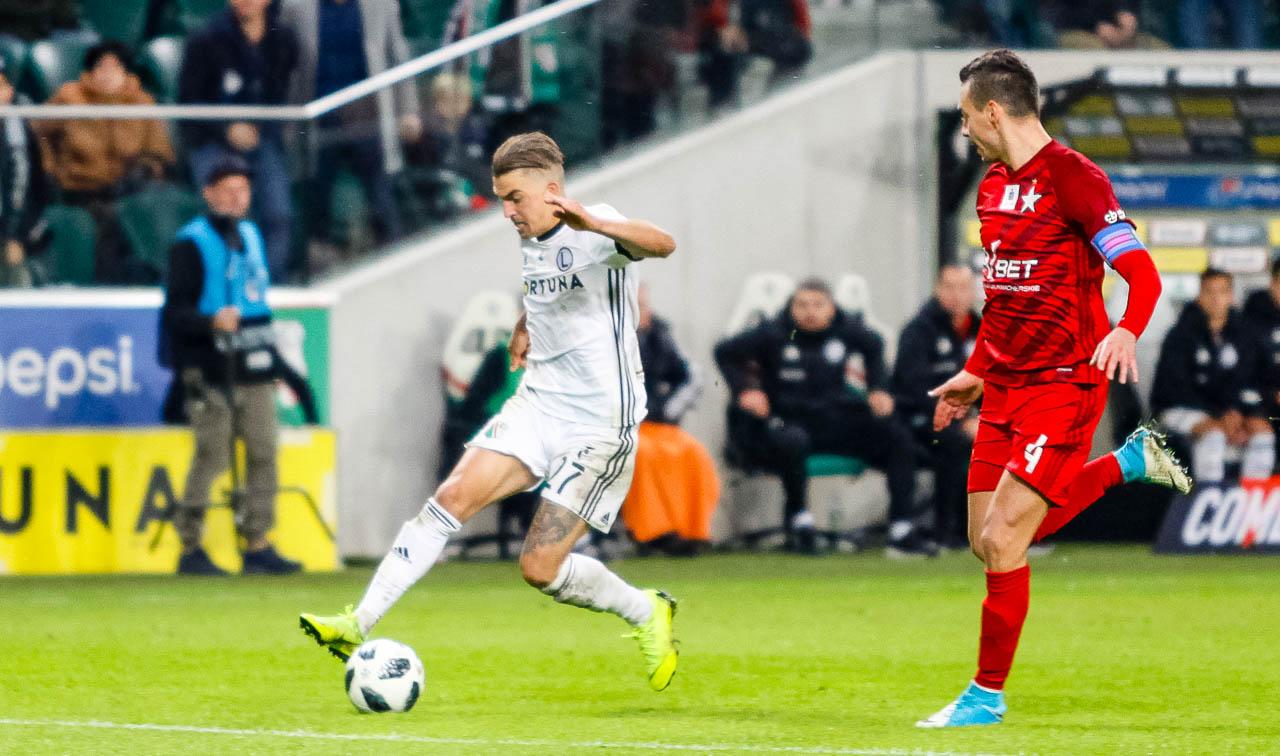 Legia Warszawa 3-3 Wisła Kraków - fot. Piotr Galas (zdjęcie 92 z 113)