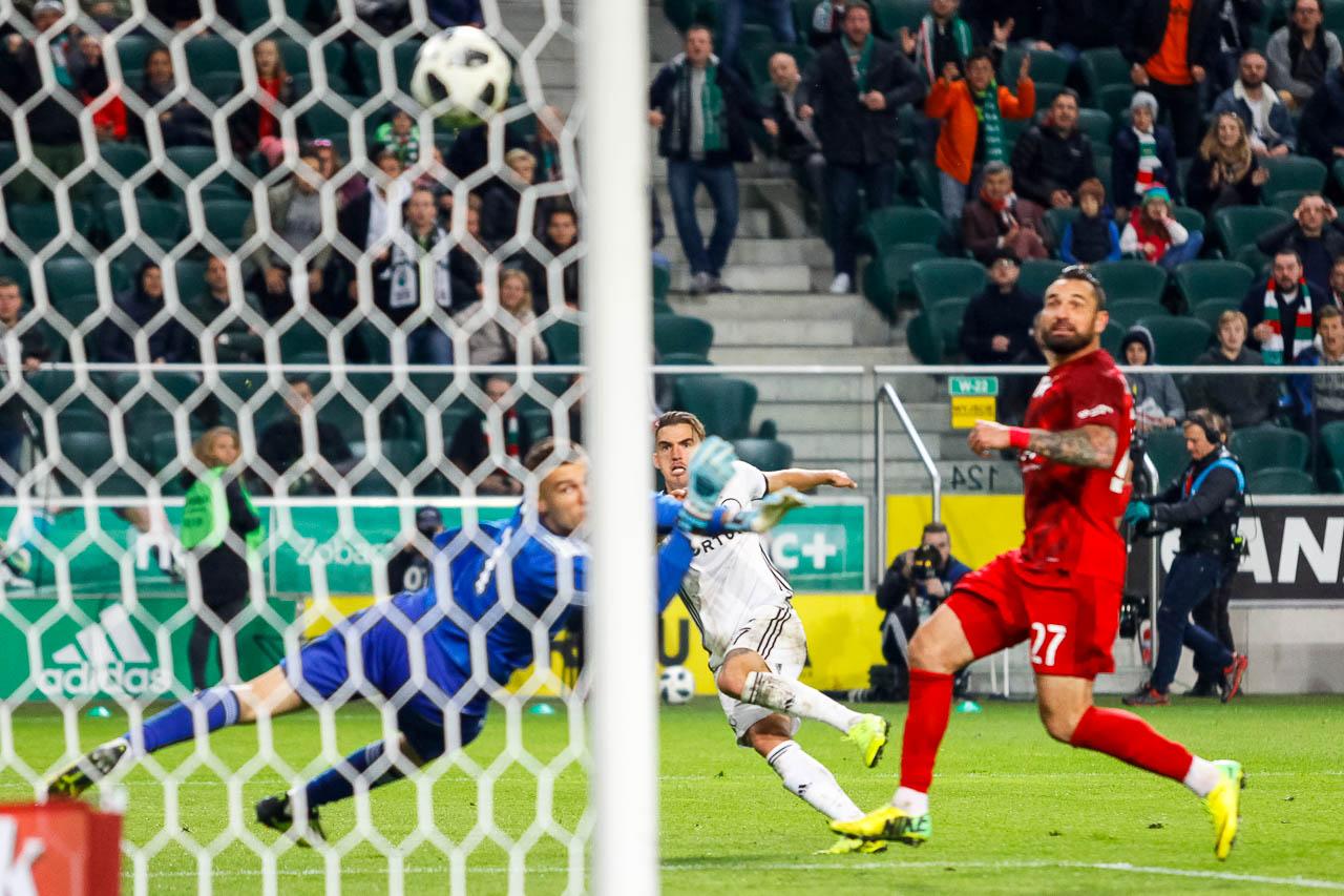 Legia Warszawa 3-3 Wisła Kraków - fot. Piotr Galas (zdjęcie 96 z 113)