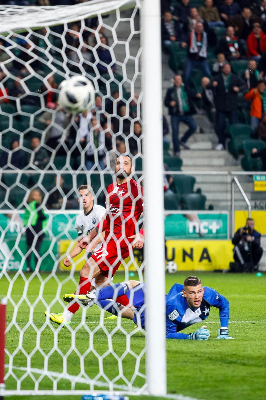 Legia Warszawa 3-3 Wisła Kraków - fot. Piotr Galas (zdjęcie 97 z 113)