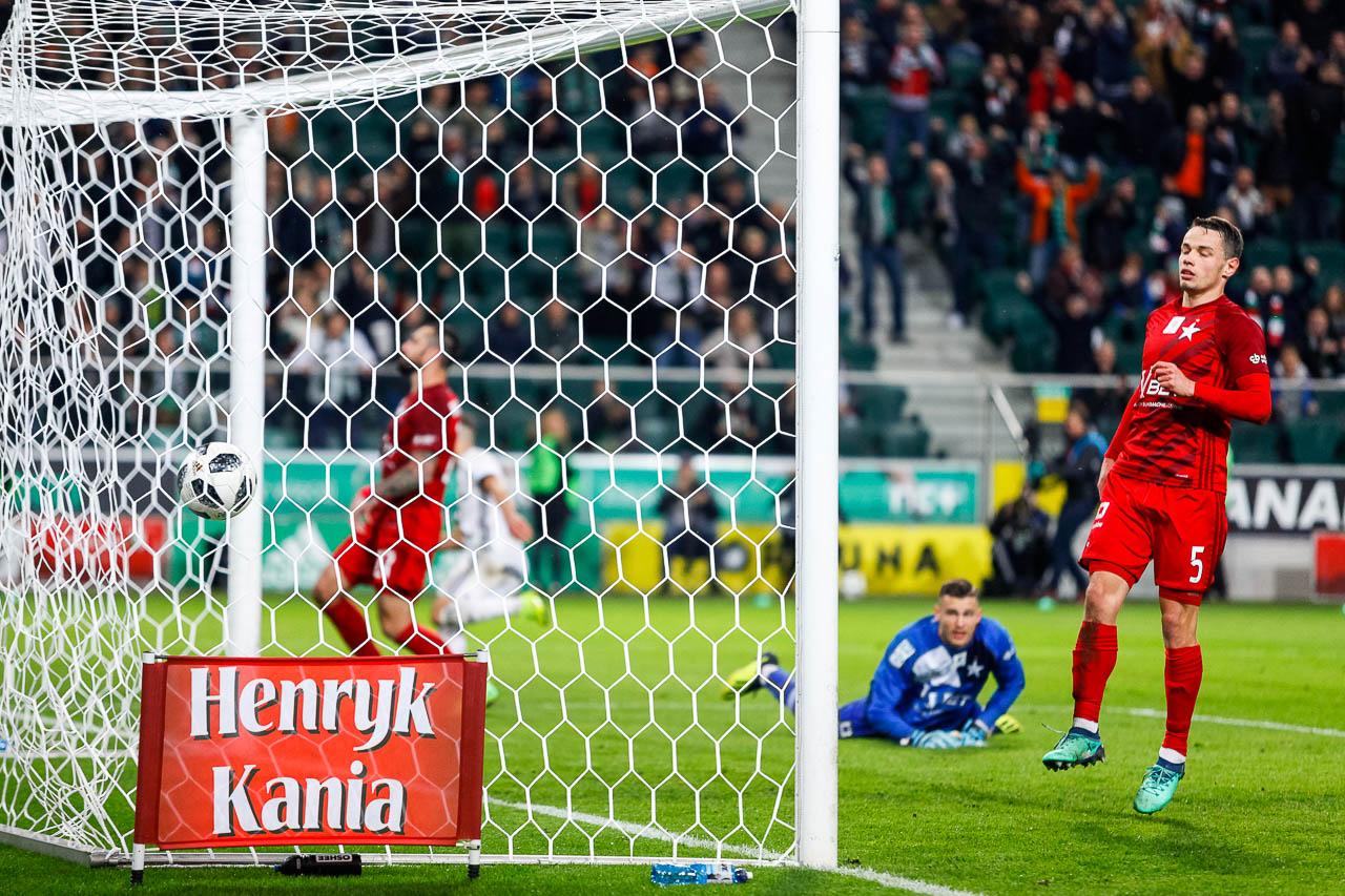 Legia Warszawa 3-3 Wisła Kraków - fot. Piotr Galas (zdjęcie 98 z 113)