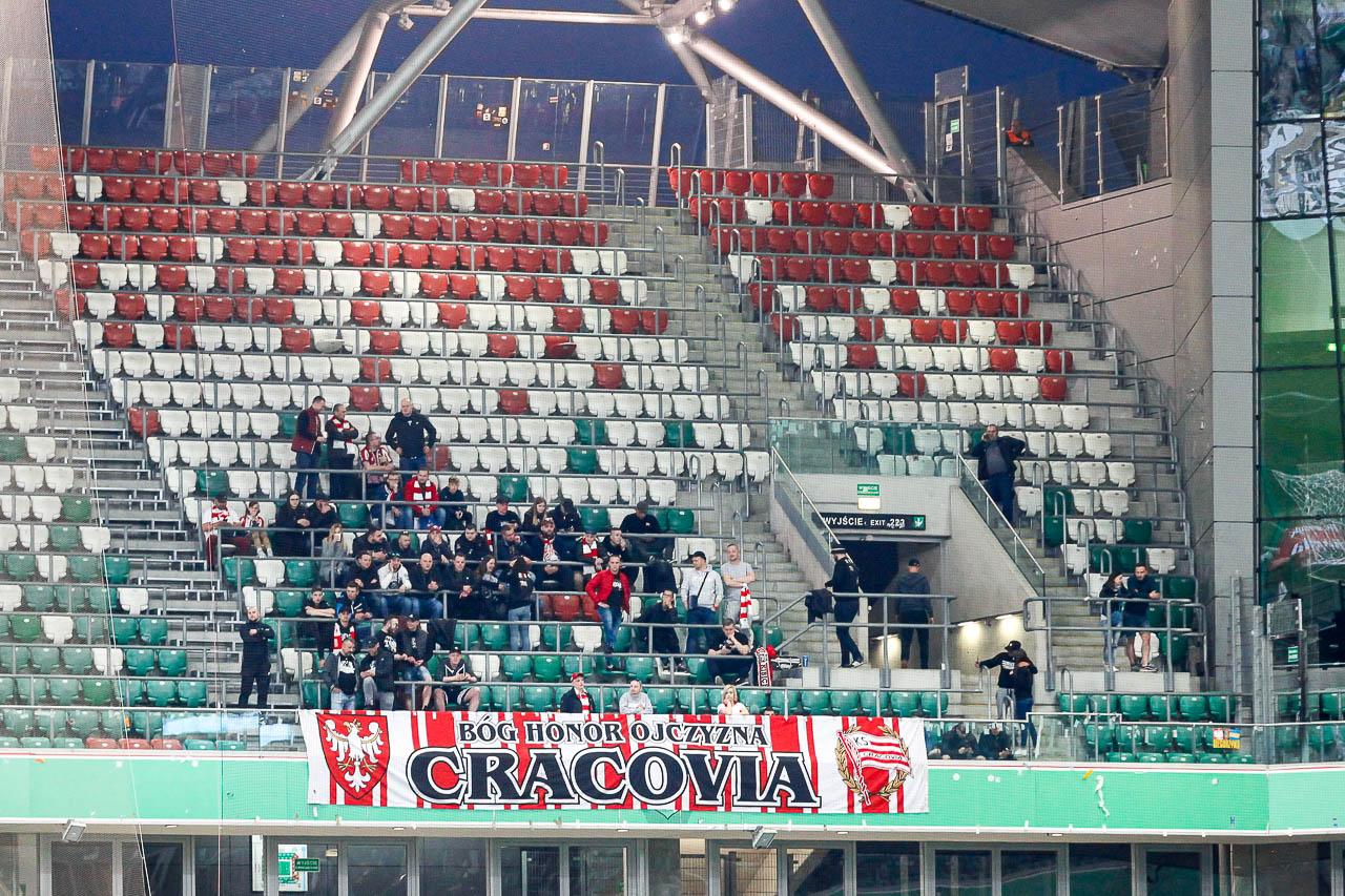 Legia Warszawa 1-0 Cracovia - fot. Piotr Galas (zdjęcie 1 z 89)