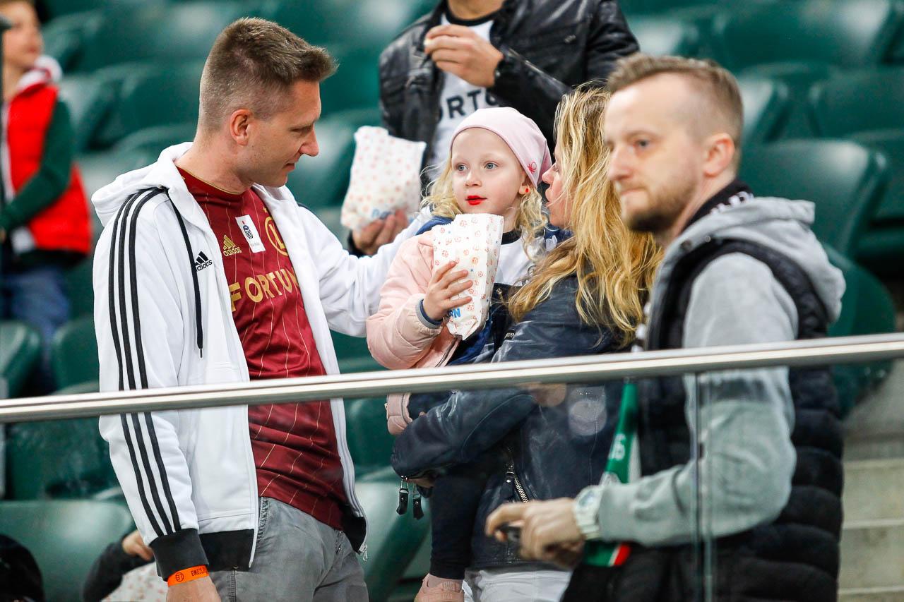 Legia Warszawa 1-0 Cracovia - fot. Piotr Galas (zdjęcie 10 z 89)