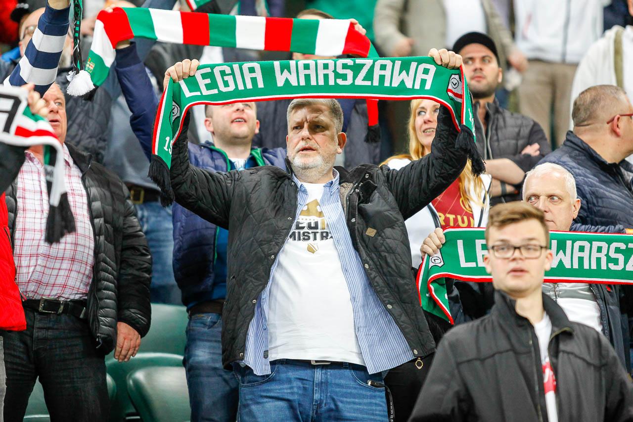 Legia Warszawa 1-0 Cracovia - fot. Piotr Galas (zdjęcie 12 z 89)