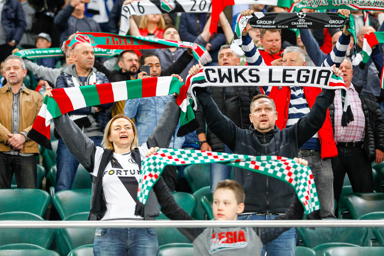 Legia Warszawa 1-0 Cracovia - fot. Piotr Galas (zdjęcie 13 z 89)
