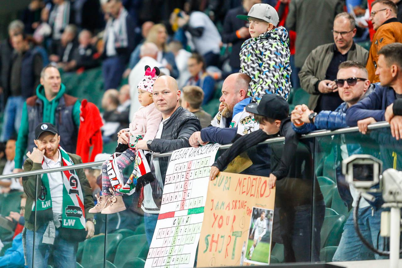 Legia Warszawa 1-0 Cracovia - fot. Piotr Galas (zdjęcie 15 z 89)
