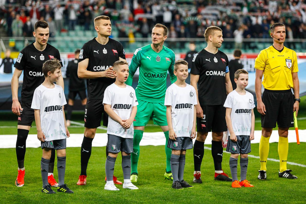 Legia Warszawa 1-0 Cracovia - fot. Piotr Galas (zdjęcie 16 z 89)