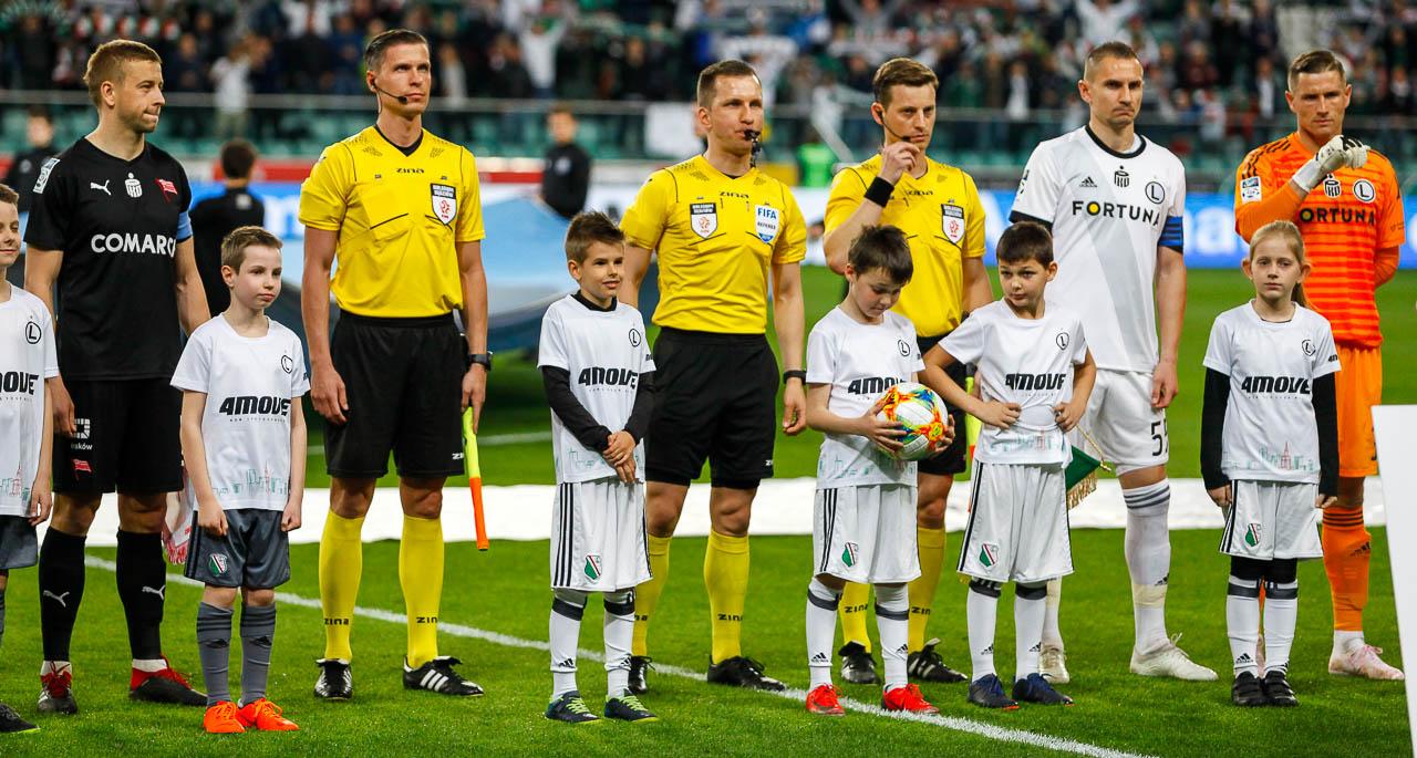 Legia Warszawa 1-0 Cracovia - fot. Piotr Galas (zdjęcie 17 z 89)
