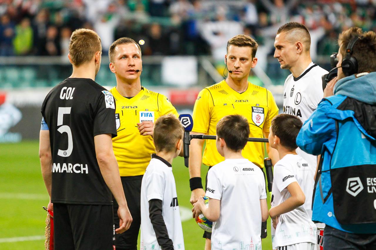 Legia Warszawa 1-0 Cracovia - fot. Piotr Galas (zdjęcie 20 z 89)