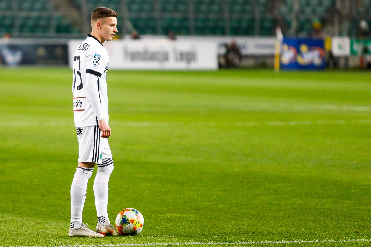 Legia Warszawa 1-0 Cracovia - fot. Piotr Galas (zdjęcie 23 z 89)