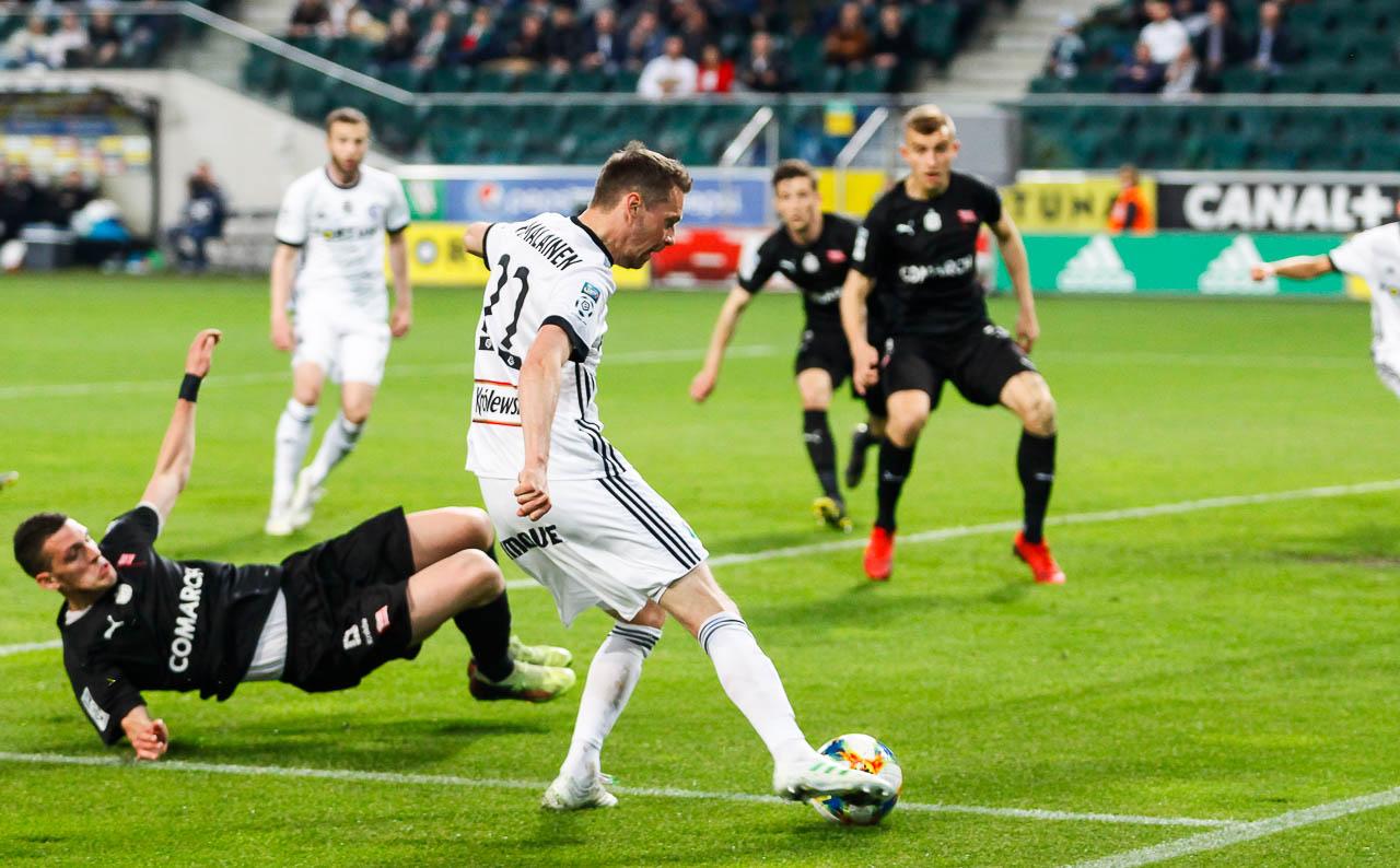 Legia Warszawa 1-0 Cracovia - fot. Piotr Galas (zdjęcie 29 z 89)