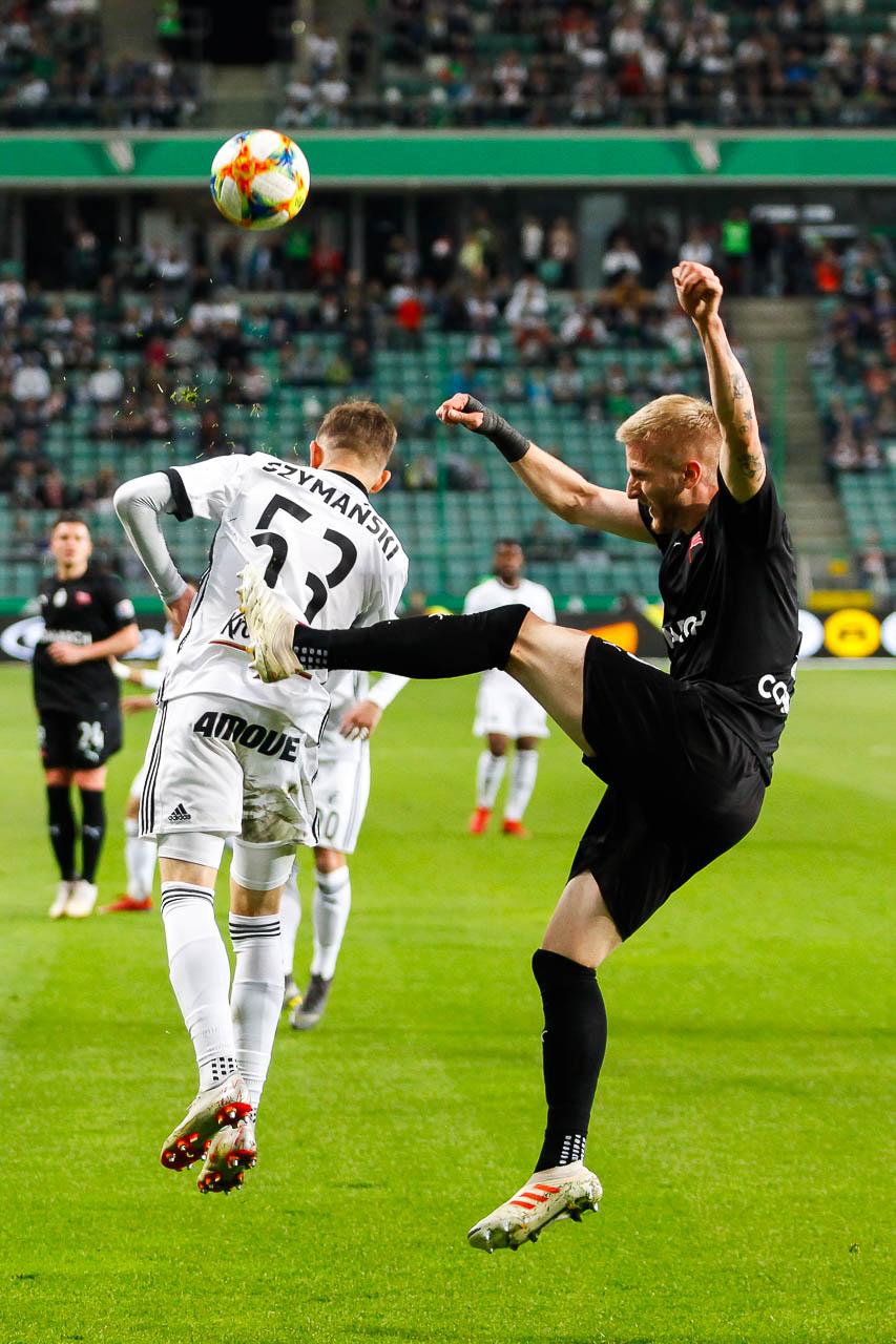 Legia Warszawa 1-0 Cracovia - fot. Piotr Galas (zdjęcie 31 z 89)