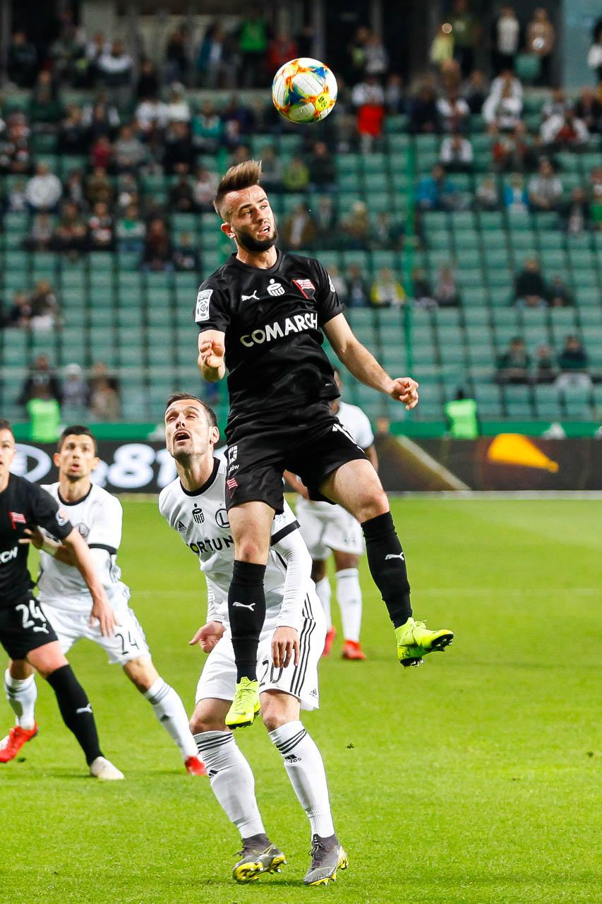 Legia Warszawa 1-0 Cracovia - fot. Piotr Galas (zdjęcie 32 z 89)