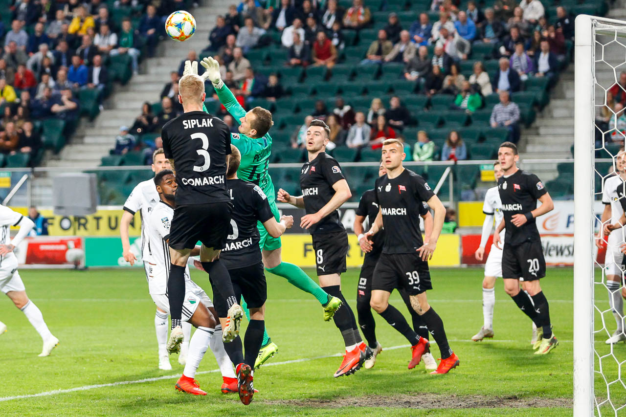 Legia Warszawa 1-0 Cracovia - fot. Piotr Galas (zdjęcie 34 z 89)