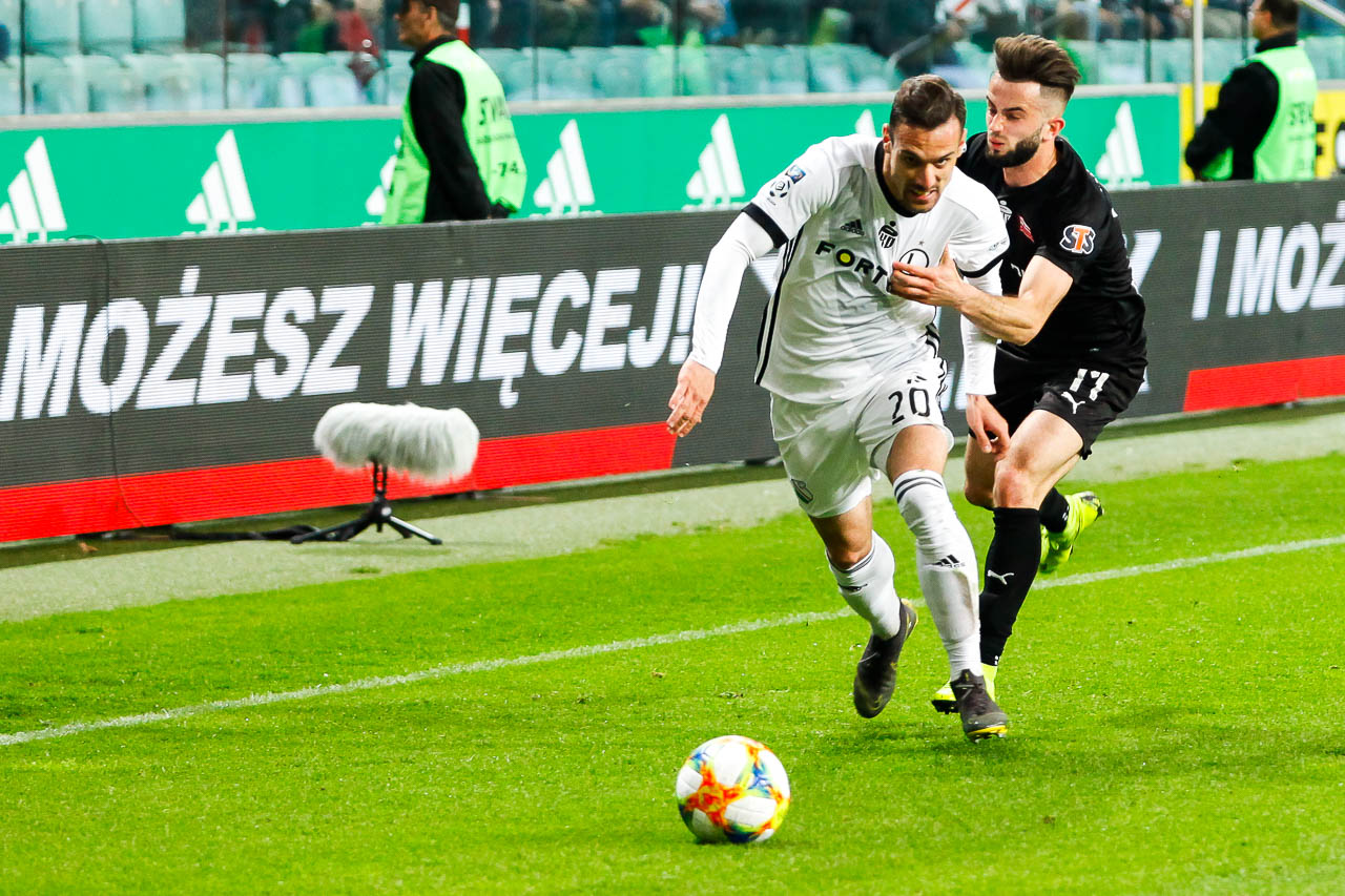 Legia Warszawa 1-0 Cracovia - fot. Piotr Galas (zdjęcie 38 z 89)
