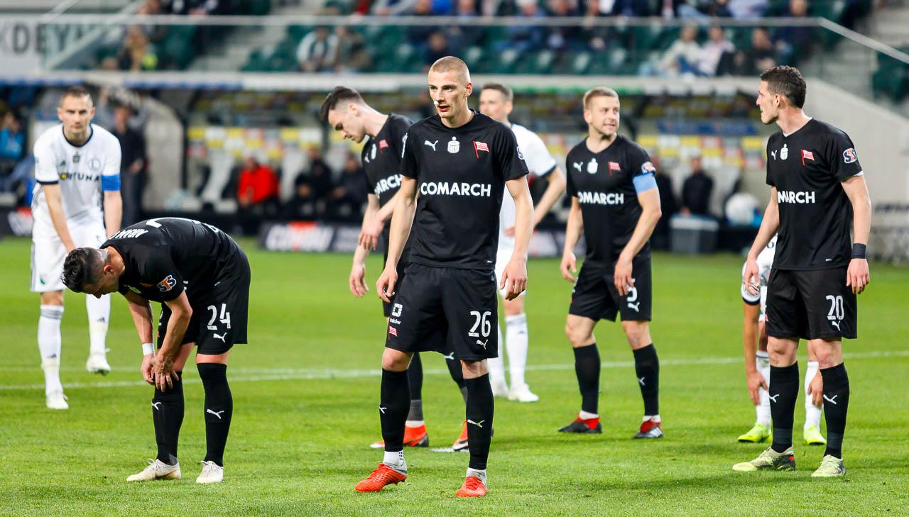 Legia Warszawa 1-0 Cracovia - fot. Piotr Galas (zdjęcie 39 z 89)