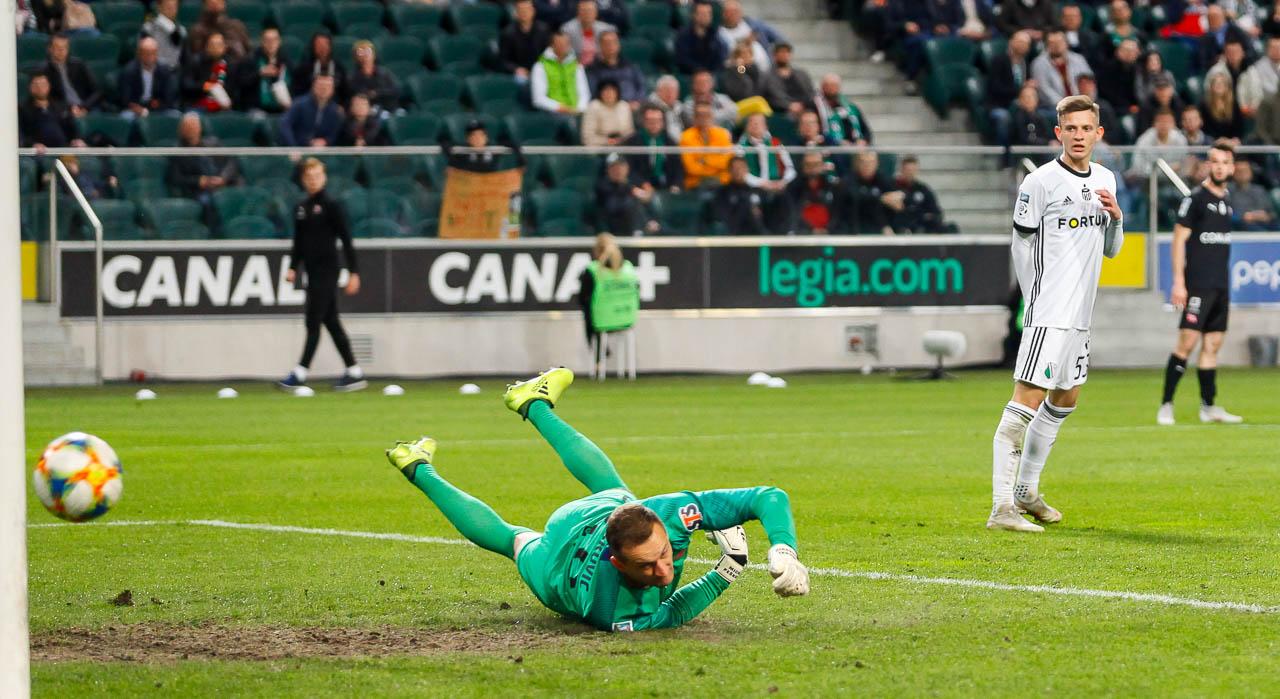 Legia Warszawa 1-0 Cracovia - fot. Piotr Galas (zdjęcie 46 z 89)