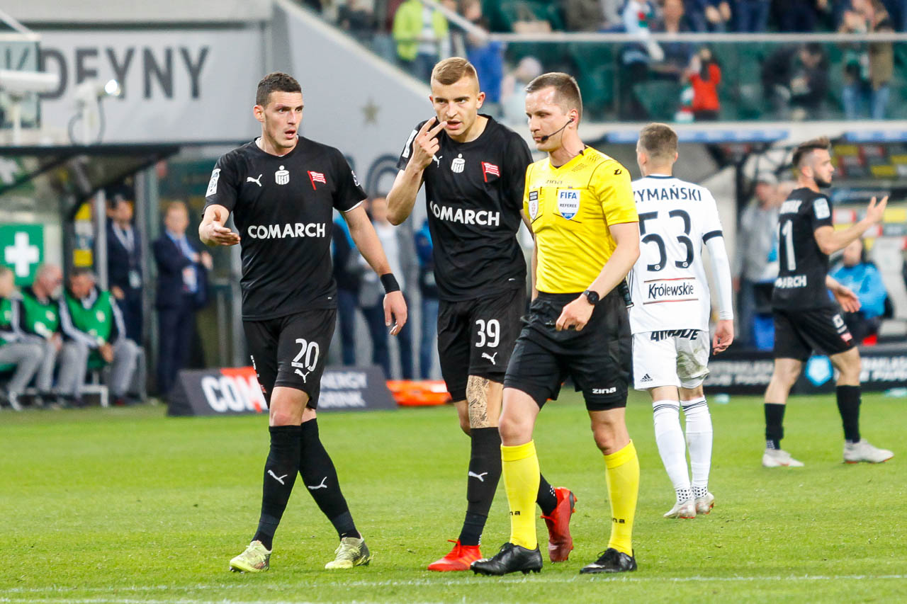 Legia Warszawa 1-0 Cracovia - fot. Piotr Galas (zdjęcie 48 z 89)