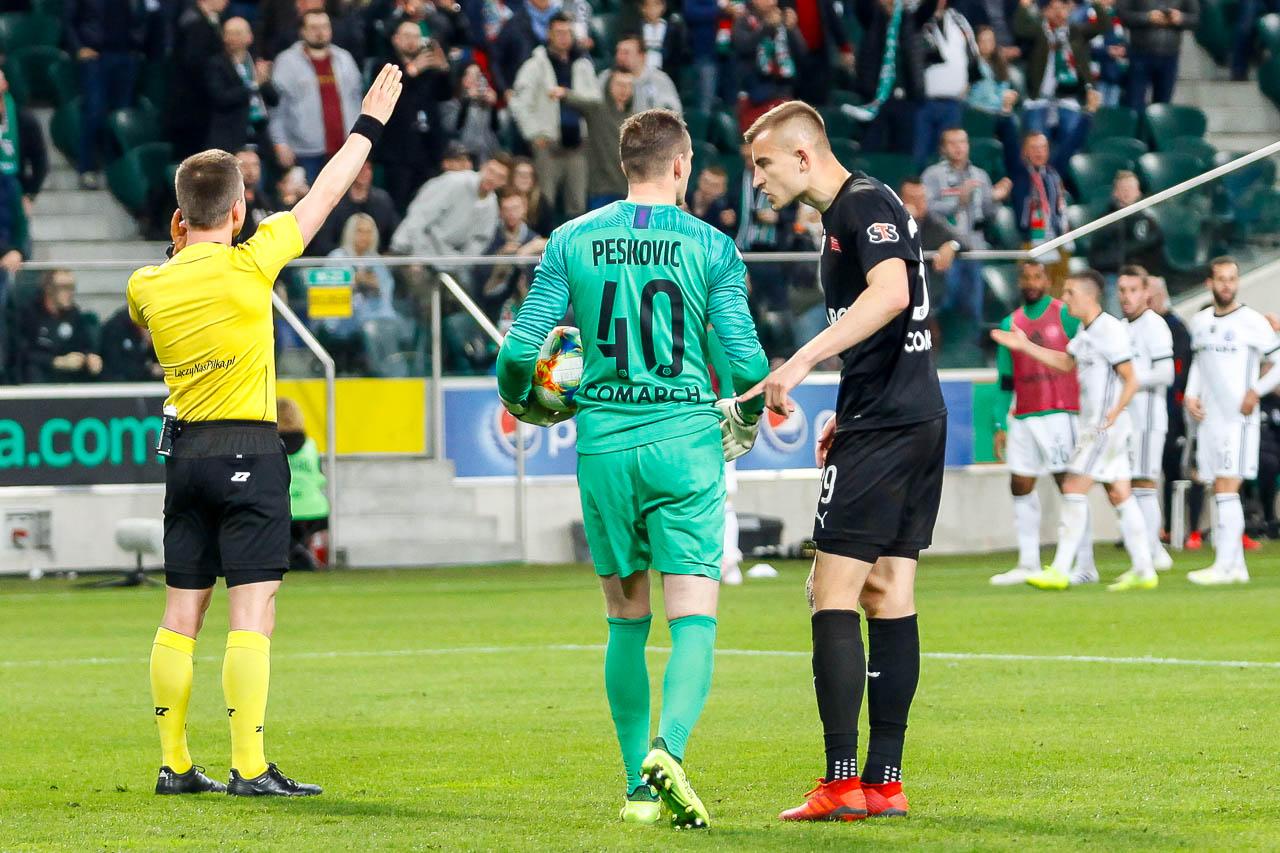 Legia Warszawa 1-0 Cracovia - fot. Piotr Galas (zdjęcie 49 z 89)