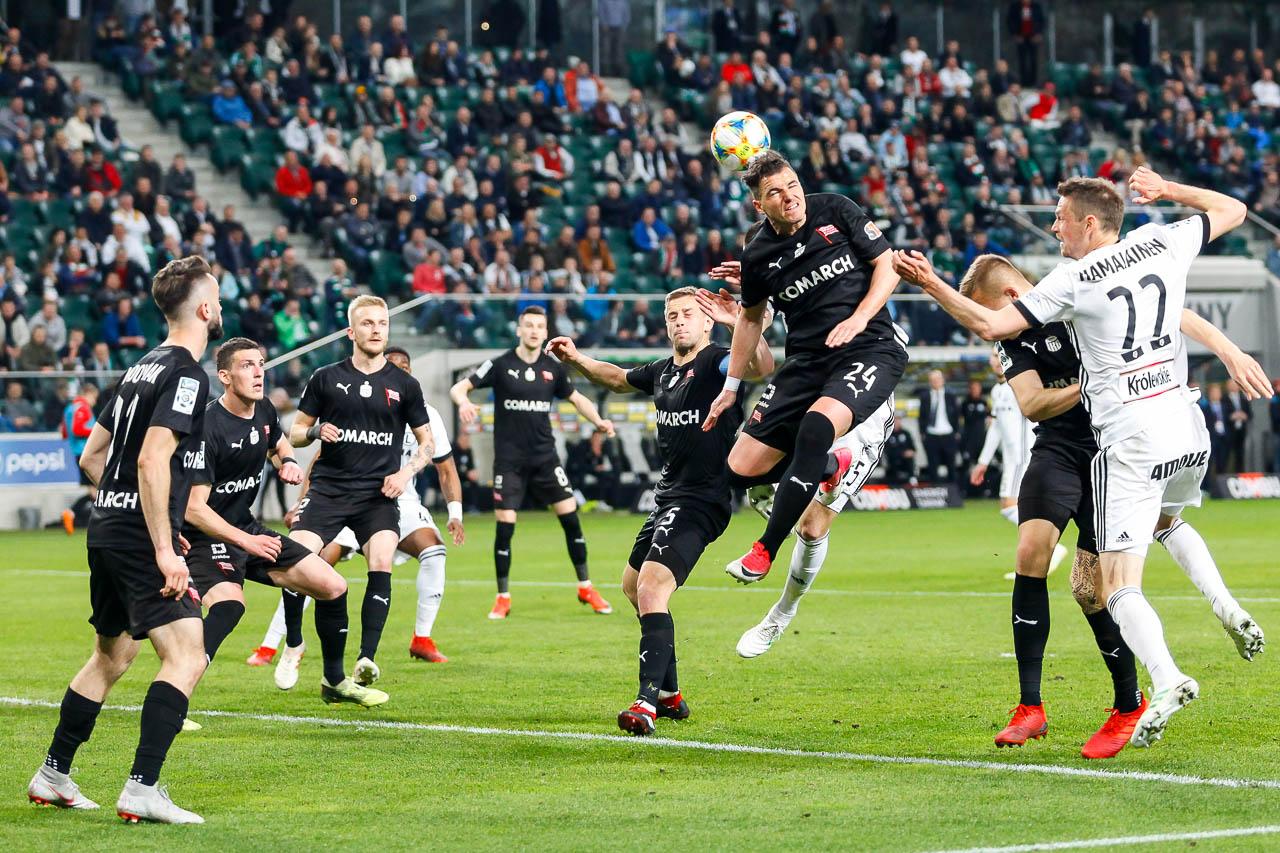 Legia Warszawa 1-0 Cracovia - fot. Piotr Galas (zdjęcie 53 z 89)
