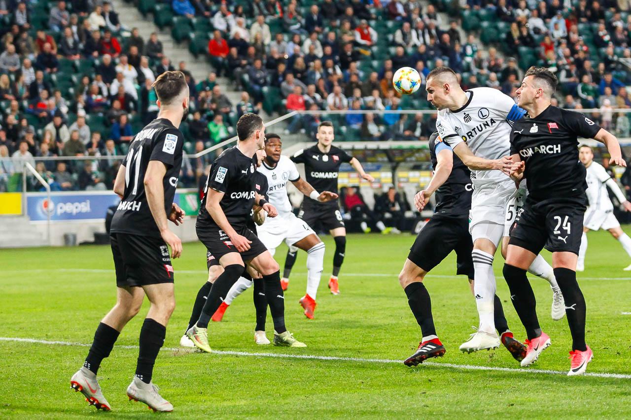 Legia Warszawa 1-0 Cracovia - fot. Piotr Galas (zdjęcie 54 z 89)