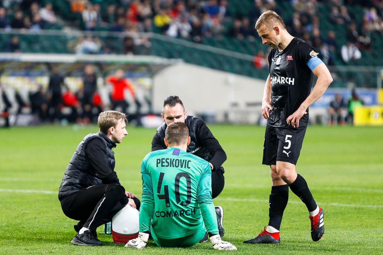 Legia Warszawa 1-0 Cracovia - fot. Piotr Galas (zdjęcie 56 z 89)