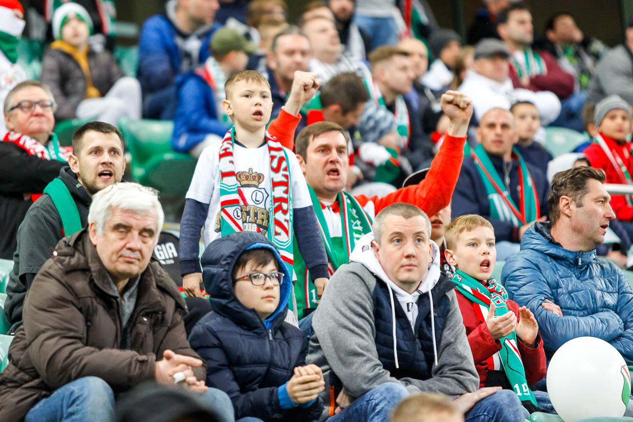 Legia Warszawa 1-0 Cracovia - fot. Piotr Galas (zdjęcie 57 z 89)