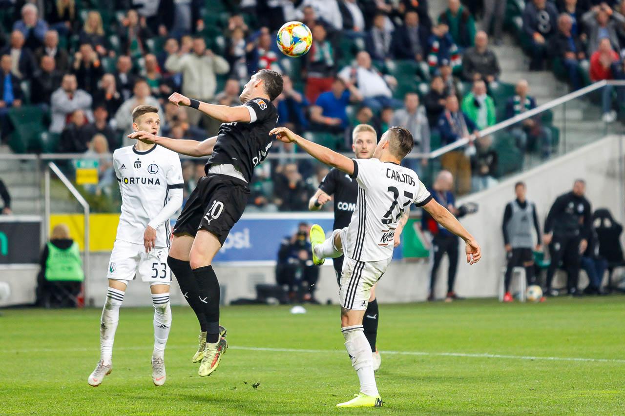 Legia Warszawa 1-0 Cracovia - fot. Piotr Galas (zdjęcie 58 z 89)