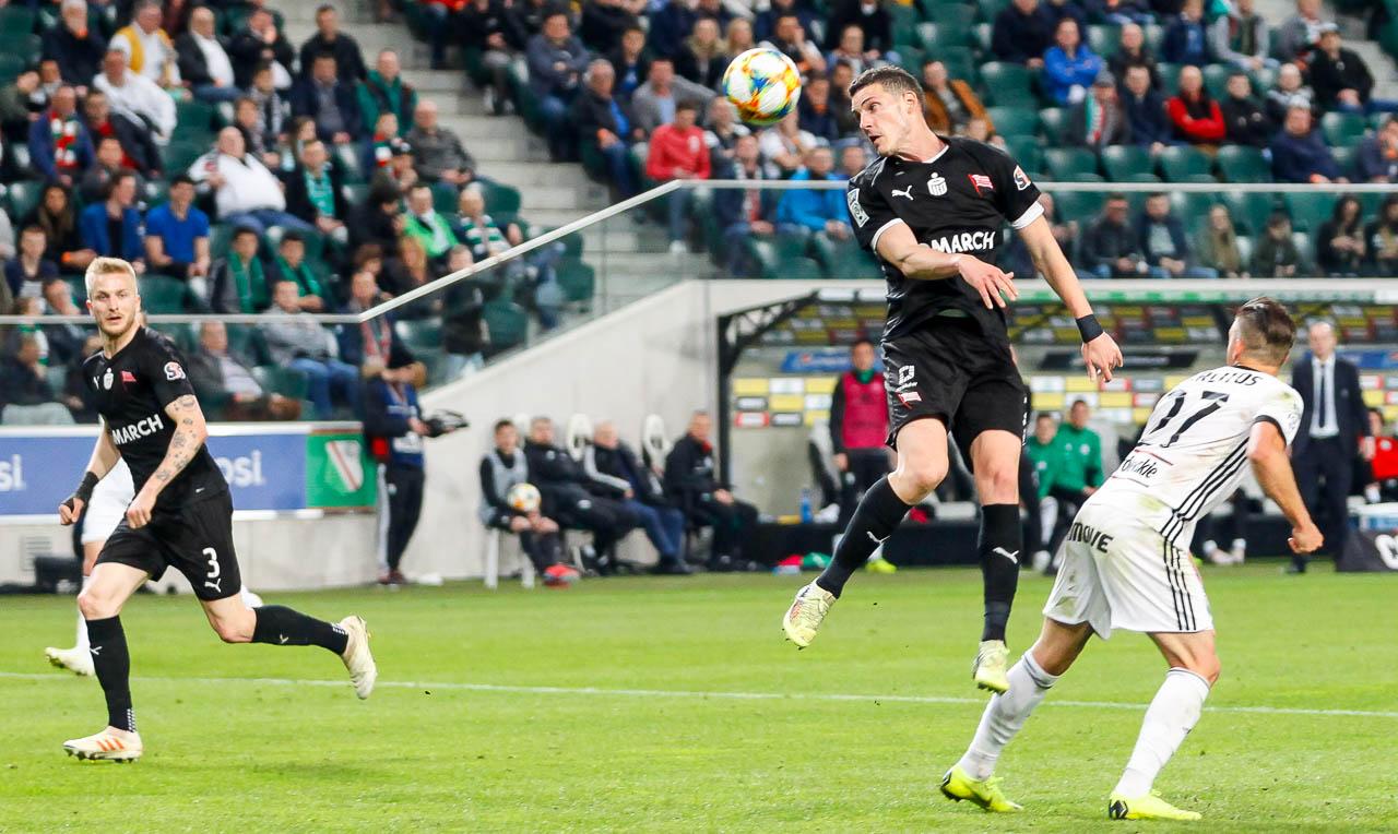 Legia Warszawa 1-0 Cracovia - fot. Piotr Galas (zdjęcie 65 z 89)