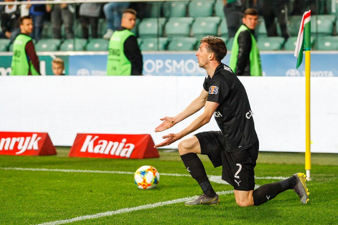 Legia Warszawa 1-0 Cracovia - fot. Piotr Galas (zdjęcie 66 z 89)