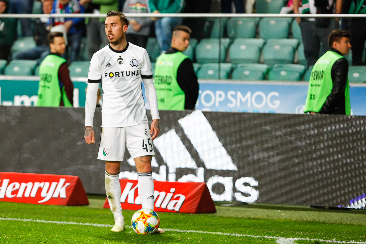 Legia Warszawa 1-0 Cracovia - fot. Piotr Galas (zdjęcie 67 z 89)