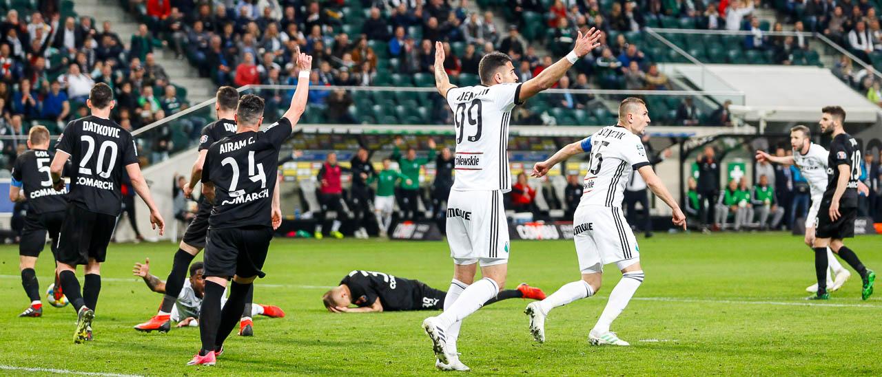 Legia Warszawa 1-0 Cracovia - fot. Piotr Galas (zdjęcie 68 z 89)
