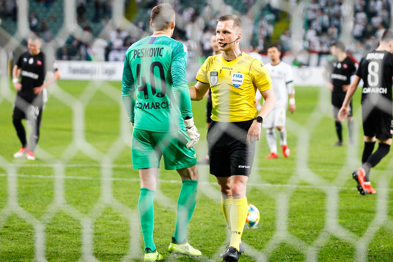 Legia Warszawa 1-0 Cracovia - fot. Piotr Galas (zdjęcie 70 z 89)