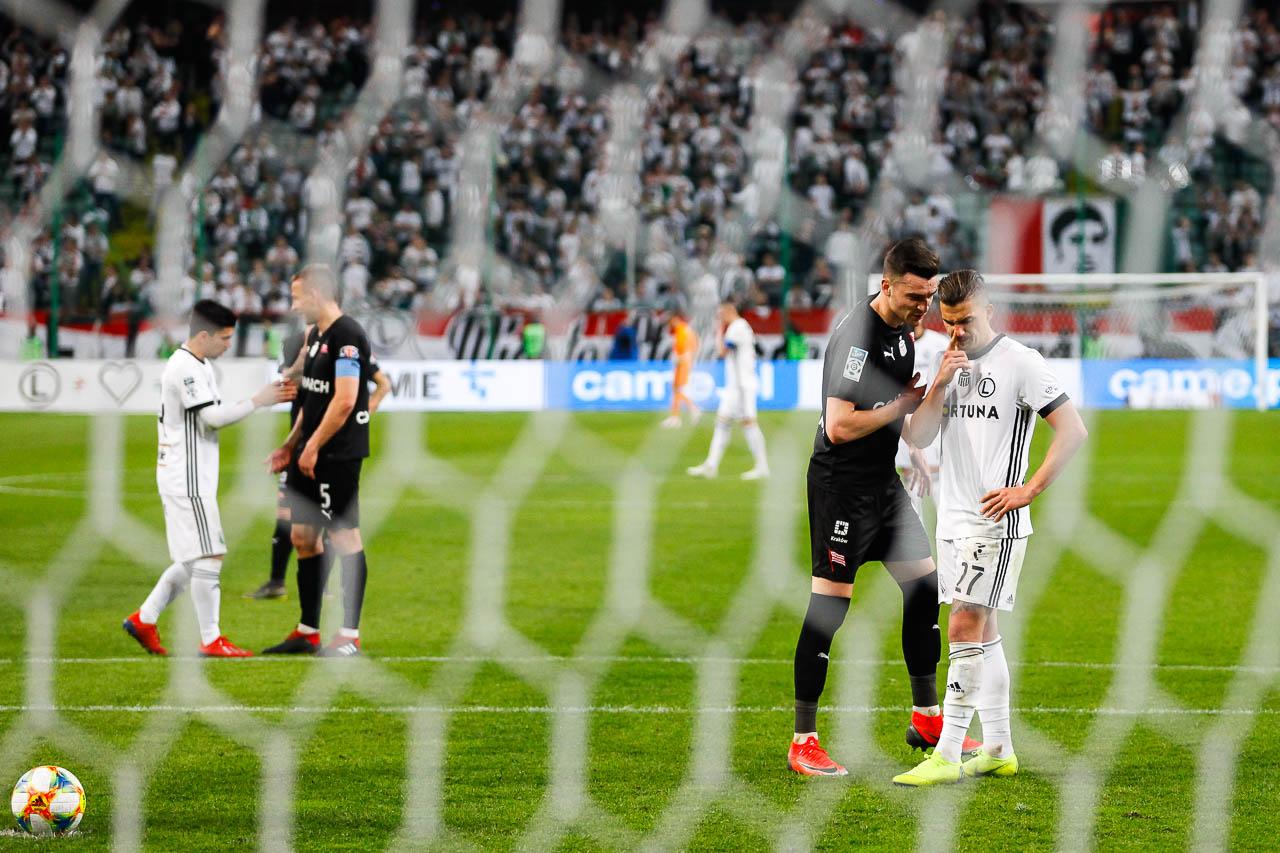 Legia Warszawa 1-0 Cracovia - fot. Piotr Galas (zdjęcie 71 z 89)
