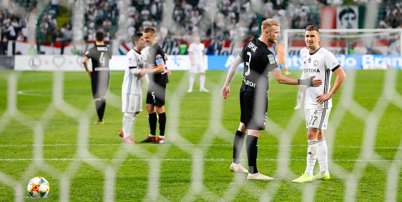 Legia Warszawa 1-0 Cracovia - fot. Piotr Galas (zdjęcie 72 z 89)
