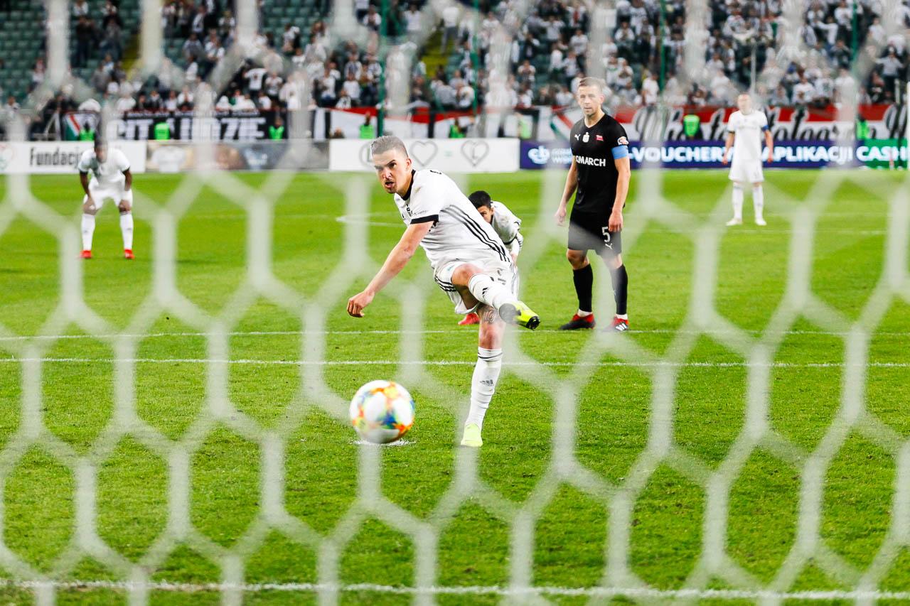 Legia Warszawa 1-0 Cracovia - fot. Piotr Galas (zdjęcie 73 z 89)