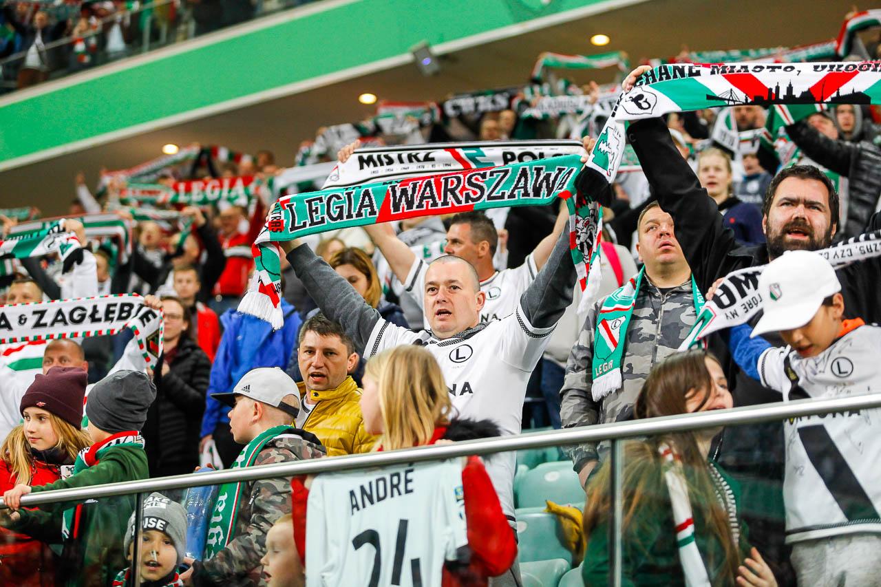 Legia Warszawa 1-0 Cracovia - fot. Piotr Galas (zdjęcie 78 z 89)