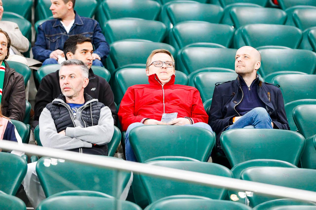 Legia Warszawa 1-0 Cracovia - fot. Piotr Galas (zdjęcie 8 z 89)