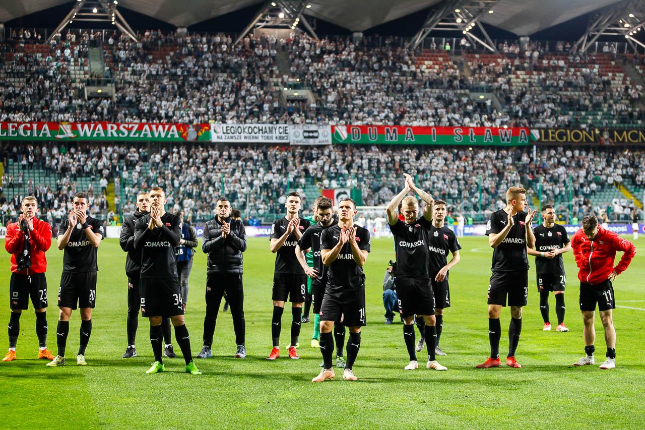 Legia Warszawa 1-0 Cracovia - fot. Piotr Galas (zdjęcie 81 z 89)