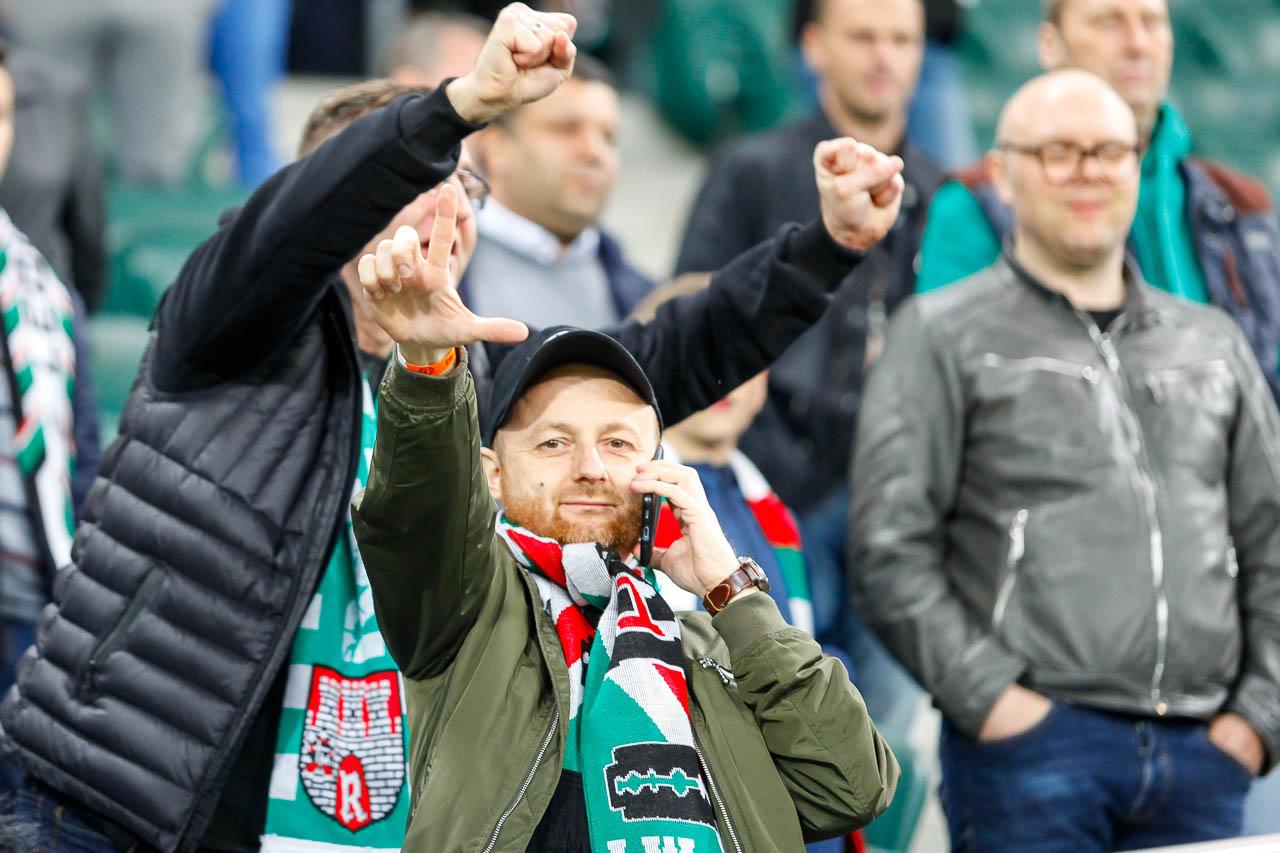 Legia Warszawa 1-0 Cracovia - fot. Piotr Galas (zdjęcie 82 z 89)