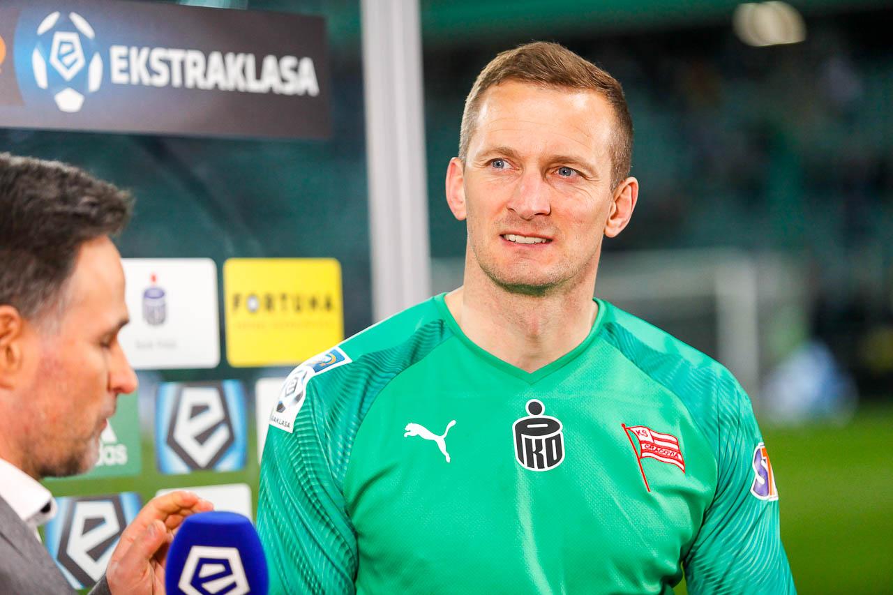 Legia Warszawa 1-0 Cracovia - fot. Piotr Galas (zdjęcie 84 z 89)