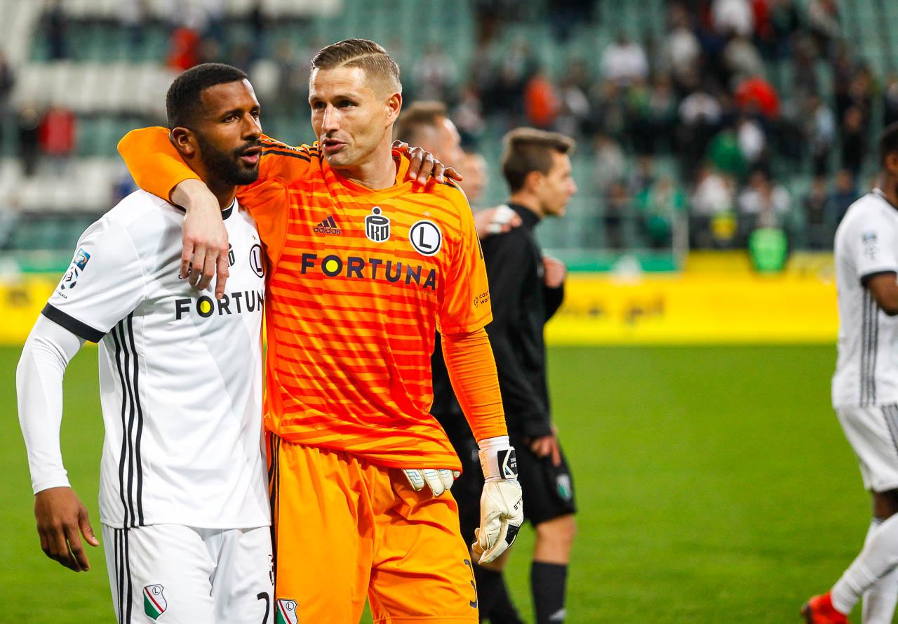 Legia Warszawa 1-0 Cracovia - fot. Piotr Galas (zdjęcie 86 z 89)
