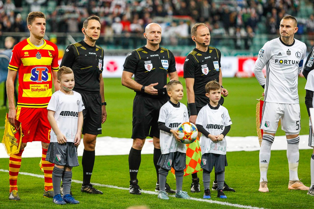 Legia Warszawa 3-0 Jagiellonia Białystok - fot. Piotr Galas (zdjęcie 10 z 87)