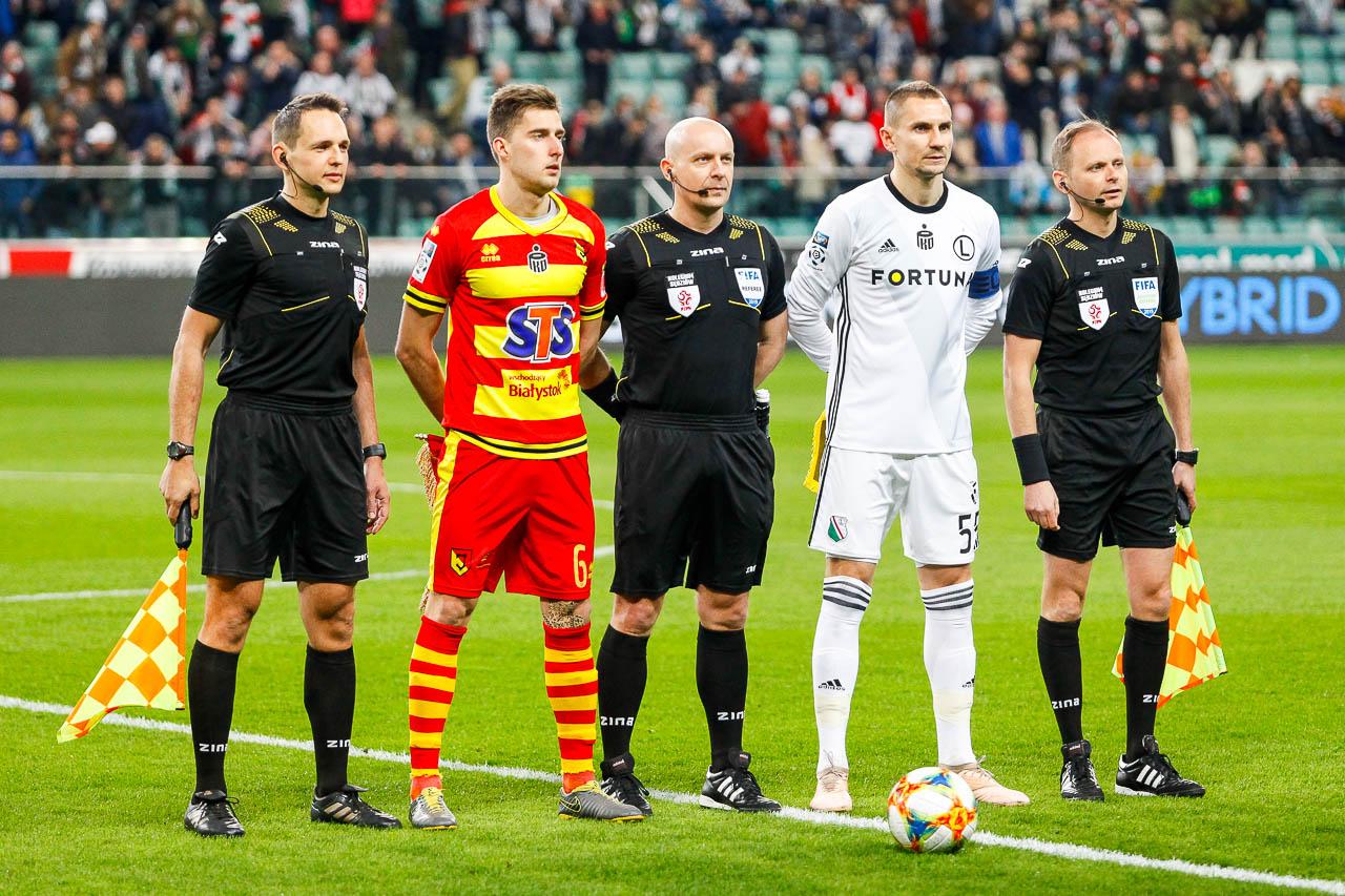 Legia Warszawa 3-0 Jagiellonia Białystok - fot. Piotr Galas (zdjęcie 14 z 87)