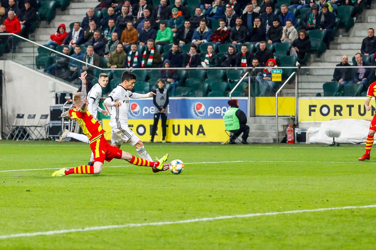 Legia Warszawa 3-0 Jagiellonia Białystok - fot. Piotr Galas (zdjęcie 25 z 87)